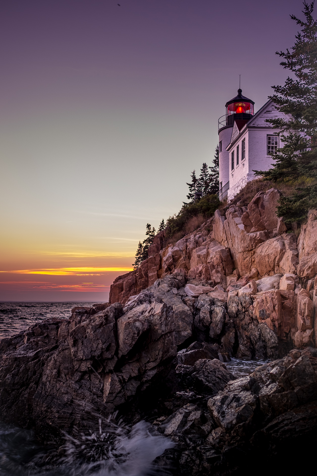Bass Harbor Lighthouse 02